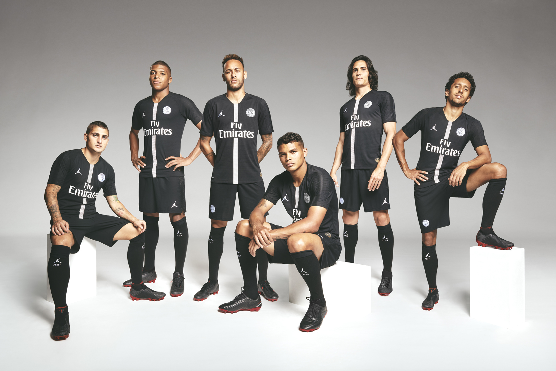 Paris Saint Germain and Jordan Brand team up | Paris Saint