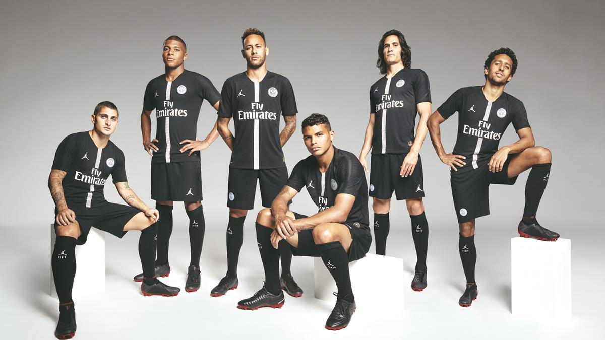 tratar con Floración reunirse  Paris Saint-Germain and Jordan Brand team up | Paris Saint-Germain