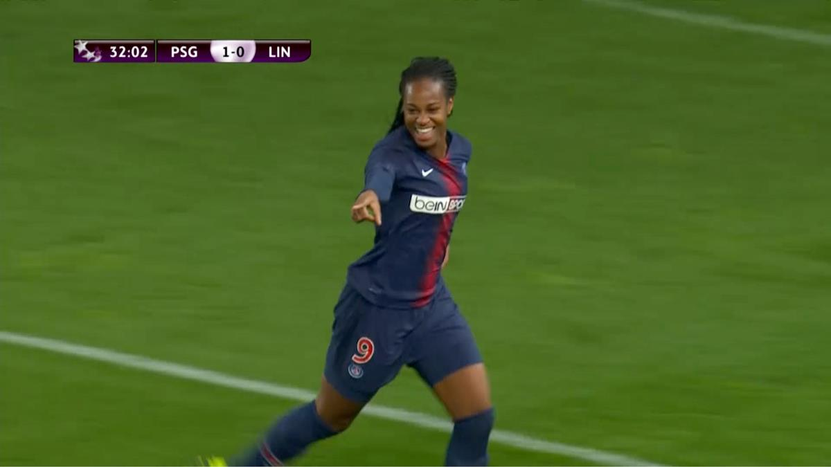 Paris Saint Germain Linkoping Women Highlights Paris Saint