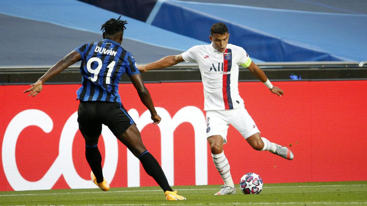 Atalanta Vs Paris Saint Germain 12 Aug 2020 Video Highlights