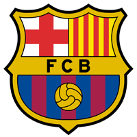 FC Barcelone crest